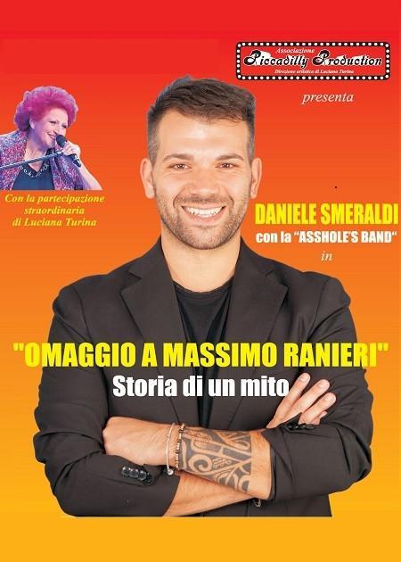 Daniele Smeraldi - Omaggio a Massimo Ranieri